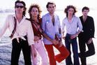 New Zealand rock band Dragon.