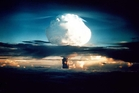 There are an estimated 1800 nuclear warheads on a hair-trigger alert. Photo / Supplied