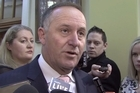 Prime Minister John Key talks about David Seymour's bill to allow bars to stay open for Rugby World Cup matches.