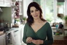 Whittakers has famously used British chef Nigella Lawson as a brand ambassador. Photo / YouTube