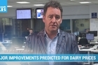 [Mandarin subtitles] Mike Hosking on the major improvements predicted for dairy prices, in today's episode of Mike's Minute.
