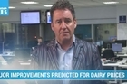 Mike Hosking on the major improvements predicted for dairy prices, in today's episode of Mike's Minute.