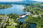 Mercury now generates 100pc of its electricity from renewable sources.  Photo / Karapiro Hydro Station