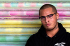 Maioha Award nominee Stan Walker (New Zealand Herald Photograph by Jason Oxenham).