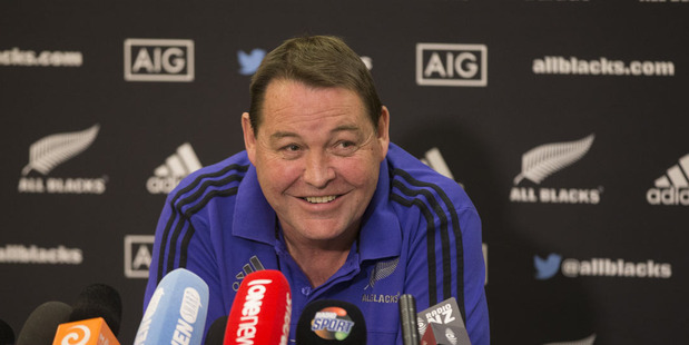All Blacks: '41 doesn't fit into 31'