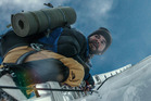 A scene from the movie Everest.