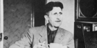 "Writer George Orwell's advice was to ""never use a long word where a short one will do""."