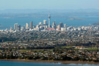 Industry experts give their take on the property market. Photo / Richard Robinson