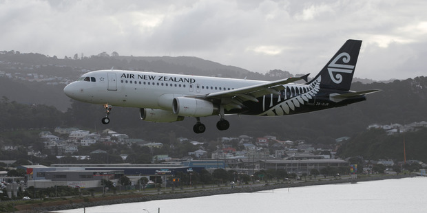 Air NZ has indicated it will meet Jetstar head-on. Photo / Mark Mitchell