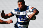 Charles Piutau scored one of seven tries in Auckland's win over Waikato. Photo / Getty