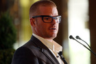 In a sea of 'celebrity' chefs, Heston Blumenthal is a master of marketing. Photo / Getty Images