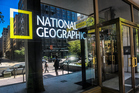 Executives at Fox and National Geographic say the new partnership will not affect the magazine's standards of reporting. Photo / Getty