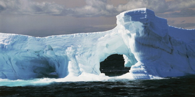 Iceberg, South Shetland Islands, Antarctica. Photo / Getty Images