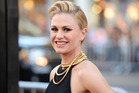 Actress Anna Paquin. Photo / Getty Images