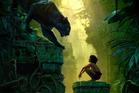 Walt Disney's live action film The Jungle Book directed by Jon Favreau.