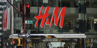 H&M in midtown New York. The clothing chain is known for hip, budget fashion. Photo / Getty Images