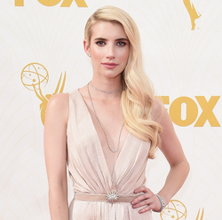 Emmys 2015: Red carpet Actress Emma Roberts attends the 67th Annual Primetime Emmy Awards. Photo / Getty Images