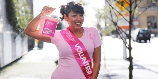 Helena McAlpine was a champion for breast cancer awareness. Photo / Supplied