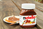 While Nutella is made from nuts, the word doesn't feature in its pronunciation. Photo / iStock