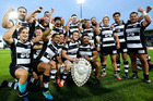 Hawke's Bay have mounted 11 successful defences of the Ranfurly Shield. Photo / Getty