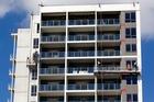 SugarTree apartment development between Nelson St and Union St. Photo / Jason Oxenham