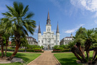 St Louis Cathedral in New Orleans. Photo / Creative Commons image by Flickr user w4nd3rl0st
