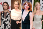 Oscar nominees Keira Knightley, Meryl Streep, Emma Stone and Reese Witherspoon. Photos / Getty Images