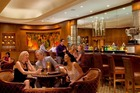 The Sazerac Bar in the Roosevelt Hotel in New Orleans. Photo / Supplied