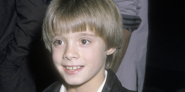 Actor Danny Pintauro, 1986. Photo / Getty Images