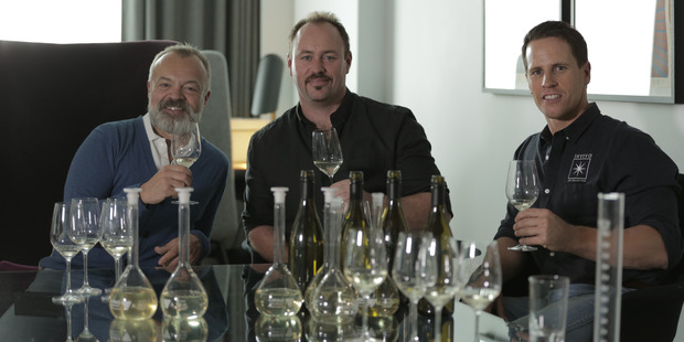 Graham Norton is a winemaker and his latest 2015 Sauvignon Blanc is anything but your standard celebrity tipple.