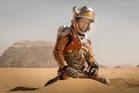 The Martian starring Matt Damon is out in cinemas now.