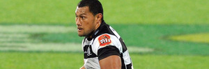 Robbie Fruean scored a late try to earn Hawke's Bay a draw with Wellington. Photo / Getty