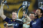 The Highlanders will be out to defend their title as the new Super Rugby draw is released. Photo / Getty