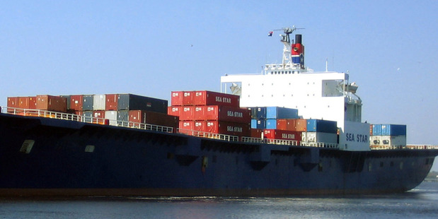 The cargo ship El Faro and its crew of 33 are feared lost to the storm.  Photo / AP