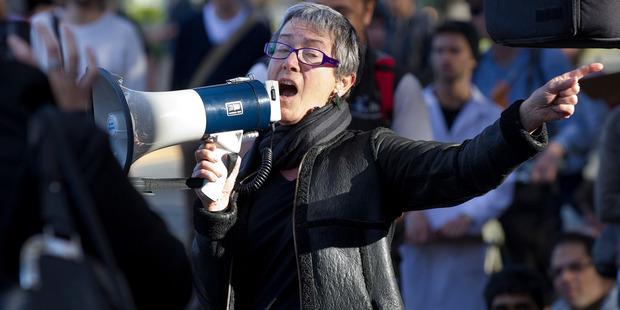 Auckland University law Professor Jane Kelsey is wrong, writes Rodney Hide. Photo / Steven McNicholl
