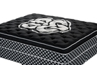 Fundraiser: The OD mattress which is for auction on Trade Me for the New Zealand Breast Cancer Foundation. Photo / Supplied