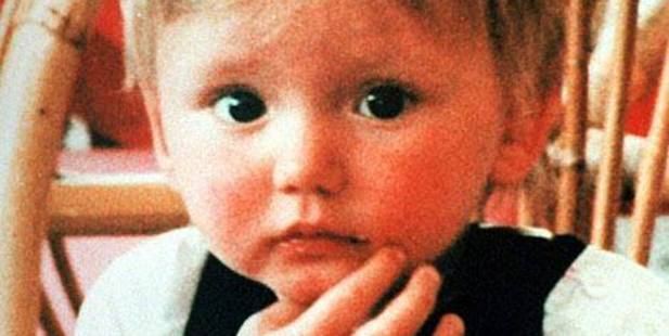 Ben was 21-months old when he disappeared from the Greek island of Kos in 1991. Photo / Help Find Ben Needham Facebook
