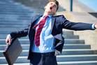 Kiwi workers reckon they'd be happier if they finished early at the end of the week. Photo / iStock