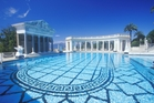 The Neptune pool at Hearst Castle. Photo / 123RF