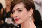 Actress Anne Hathaway. Photo / Getty Images
