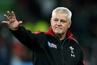 Wales coach Warren Gatland. Photo / Getty