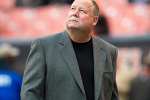 Mike Holmgren was meant to coach a team at the Southern Bowl. Photo / Getty