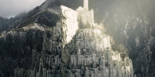 Want to live in a real Minas Tirith?