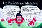 Cartoon: Les Performances Miserables