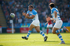 Hooker Agustin Creevy earned the nickname 'Sonny Bill Creevy' while at Montpellier. Photo / Getty Images