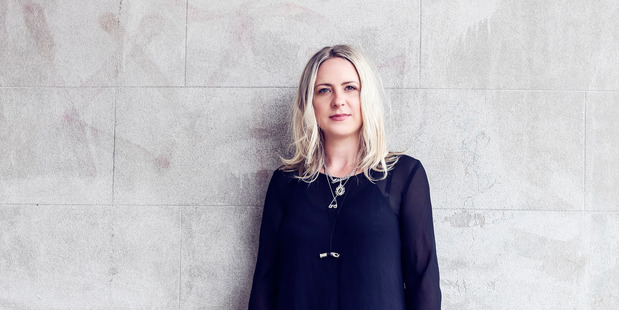 Sara Munro is  founder and creative director of Dunedin fashion brand Company of Strangers. Diane Rohtmets started as an intern and is a designer and online manager. Photo / Supplied