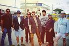 Kiwi band Fat Freddy's Drop. Photo / Supplied