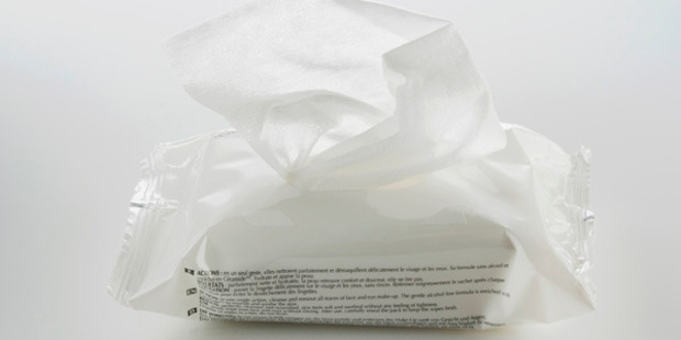 A study has found that flushable wipes shouldn't be flushed at all. Photo / Getty Images