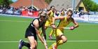 Oceania Cup - women's final