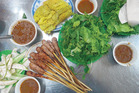 Street food in Vietnam. Photo / Supplied